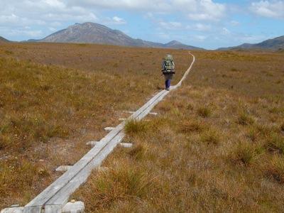 The South Coast Track, Tasmania