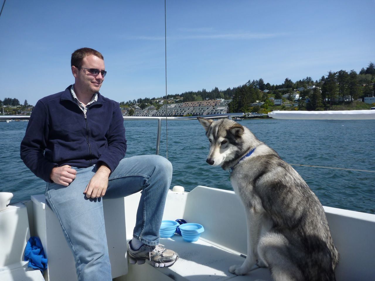 Bella_and_Jed_Sailing